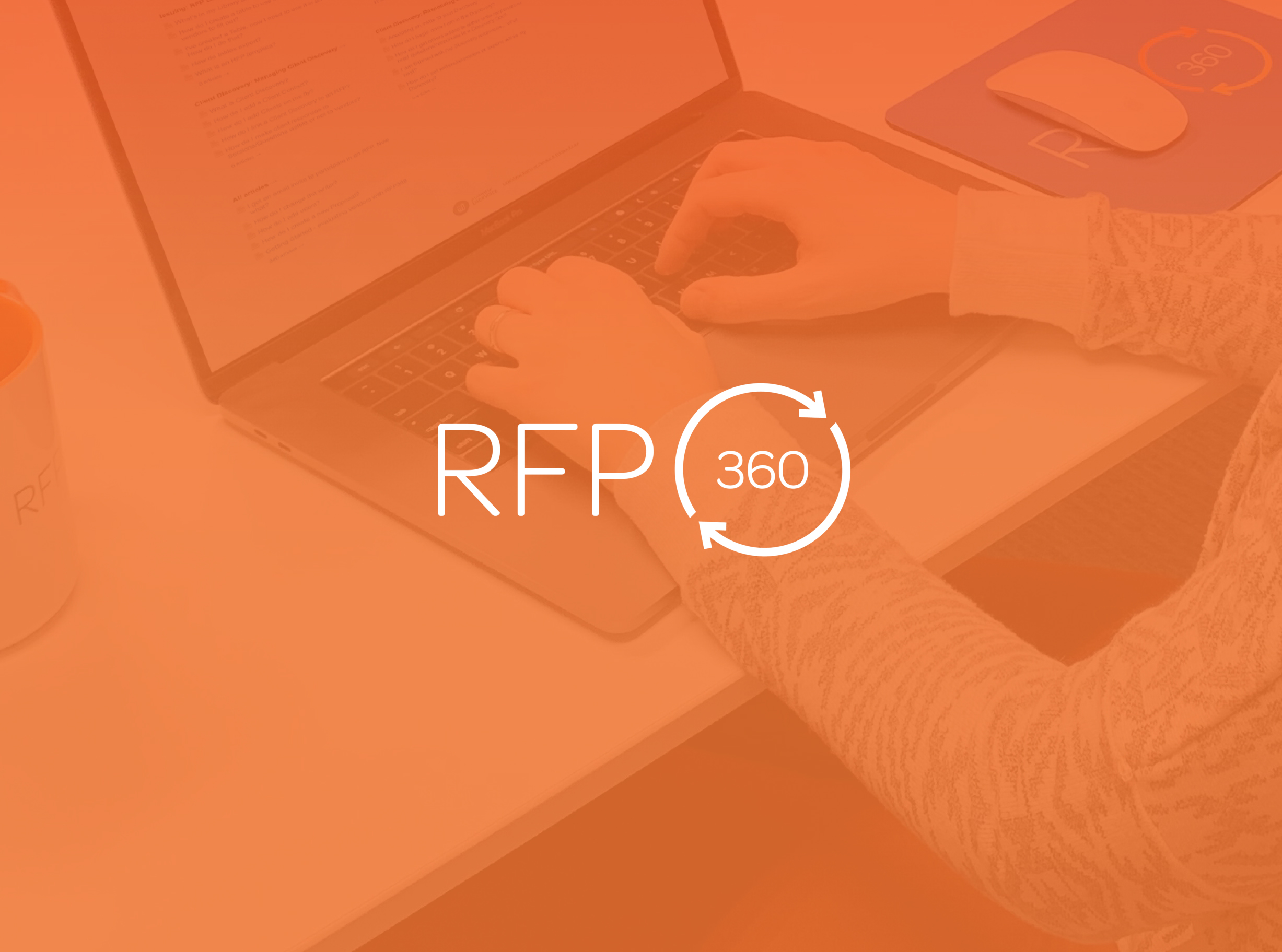 RFP360 Contact Us Form